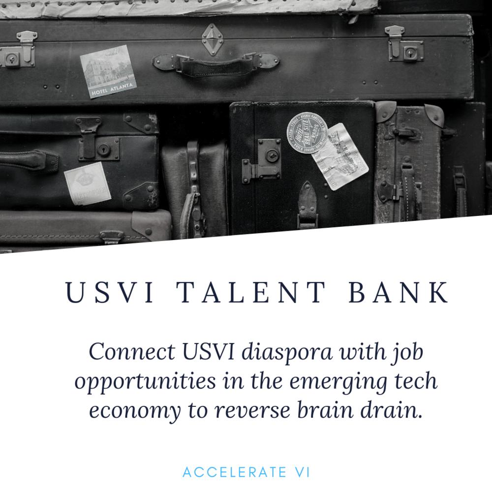 Usvi Talent Bank